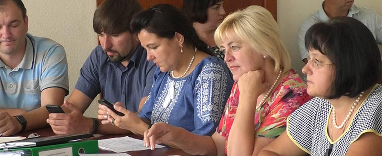 Про контроль та утримання тварин у Борисполі, встановлення пам'ятного знаку святого Маруна та інші питання вирішували на виконкомі