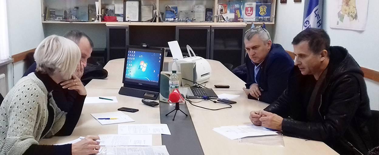 ОТГ, поновлення на посаду Лариси Власенко та інші питання на прийомі депутата Верховної Ради у Борисполі
