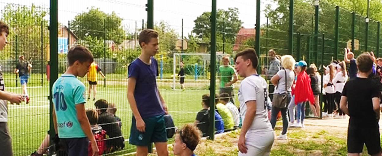 Весняний кубок Битви дворів зібрав рекордну кількість футболістів – 29 команд. Відео