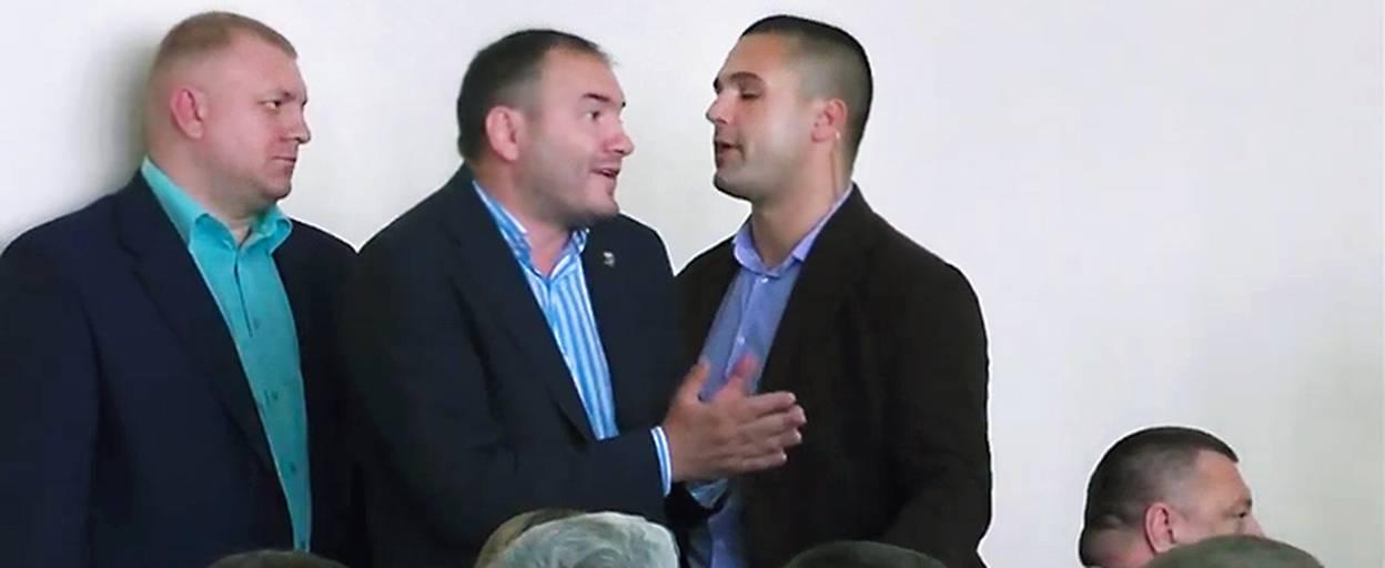 Зеленський вигнав секретаря Бориспільської міськради Годунка із наради. Відео