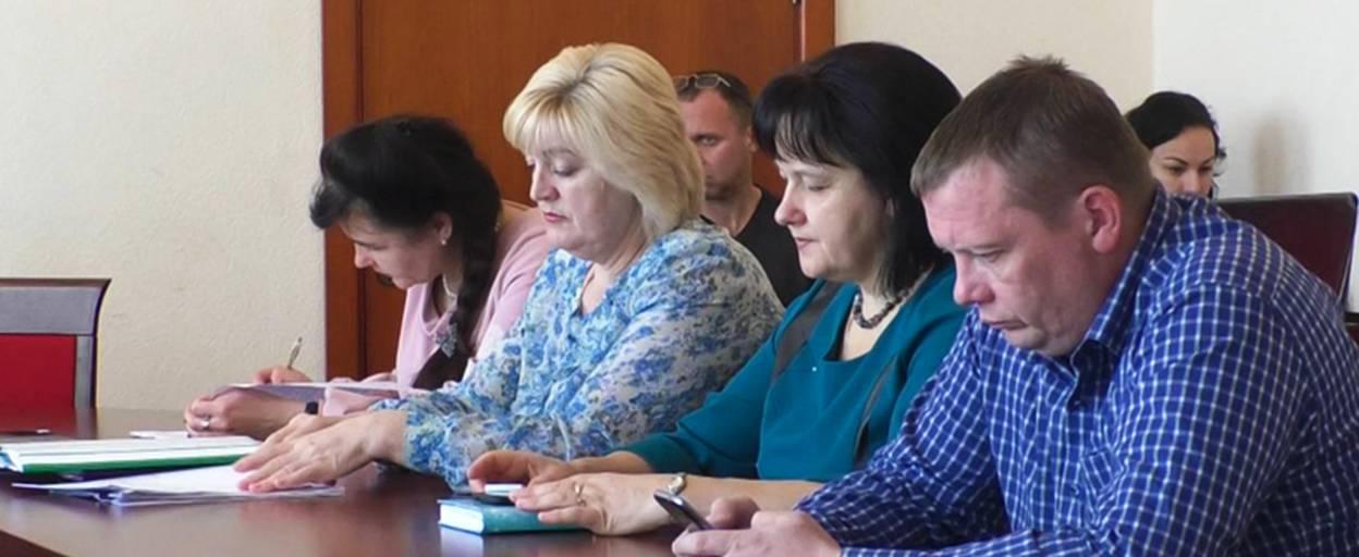 Завершення опалювального сезону у Борисполі обговорили на засіданні виконкому. Відео
