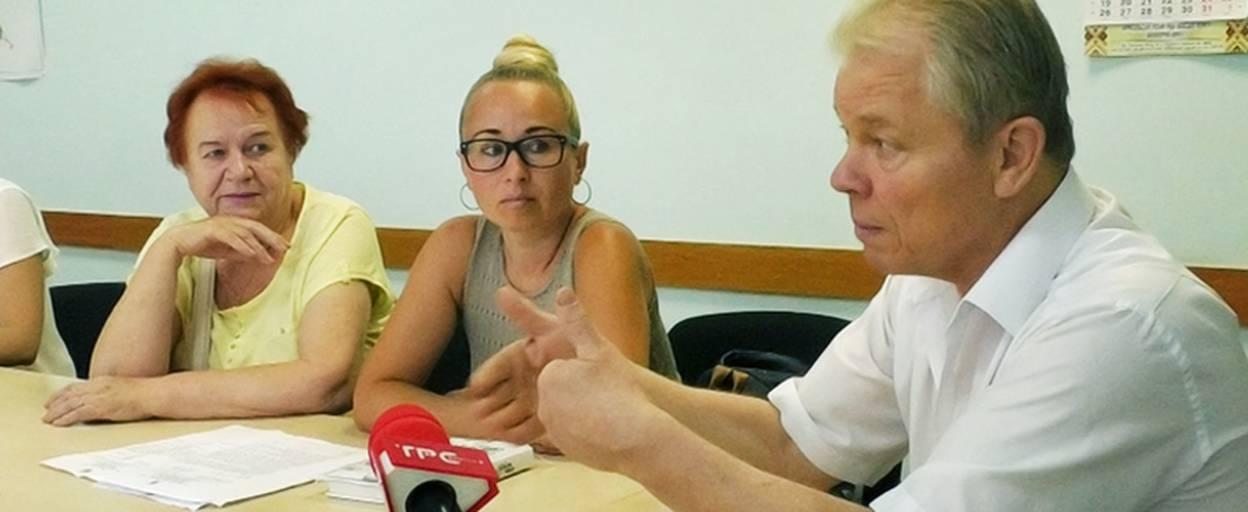 Мешканці Борисполя просять знести самовільно встановлені гаражі та сараї. Відео