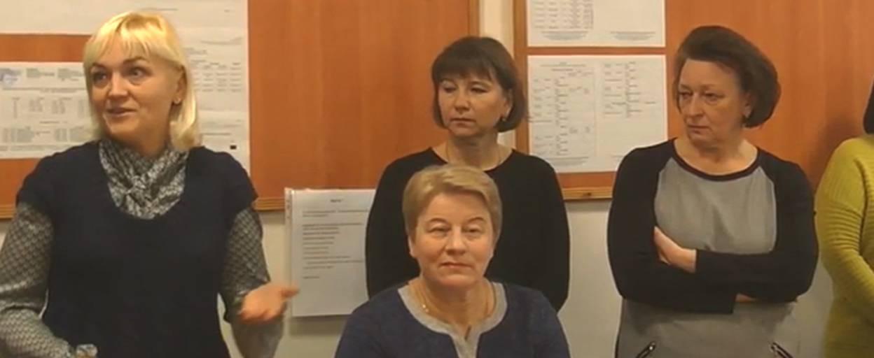 Скандал в бориспільському ліцеї: вчителі не хочуть працювати під керівництвом Лариси Ананіївни Власенко