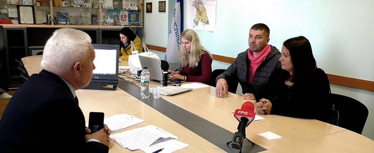 Проблеми підключення світла та води, а також земельні питання вирішували на прийомі міського голови Борисполя