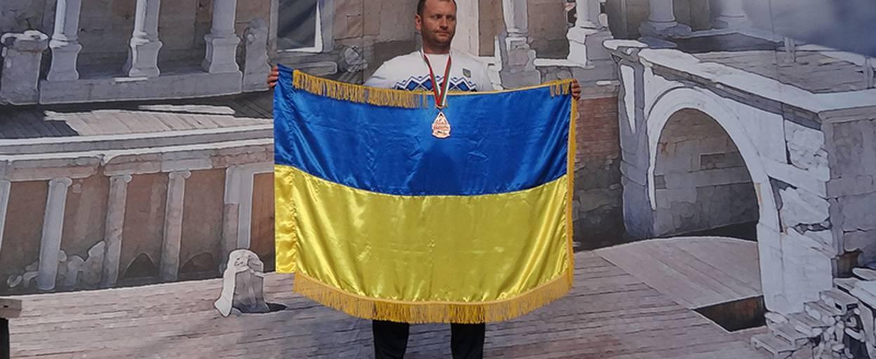 Атовець з Борисполя став призером Чемпіонату світу з тхеквондо. Ексклюзивне інтерв'ю