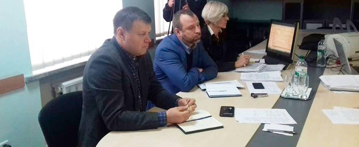Нардеп Сергій Бунін вперше провів прийом громадян у Борисполі. ВІДЕО