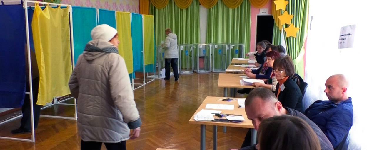 Виборчий процес у Борисполі стартував – дільниці відкрито вчасно і без порушень. Відео