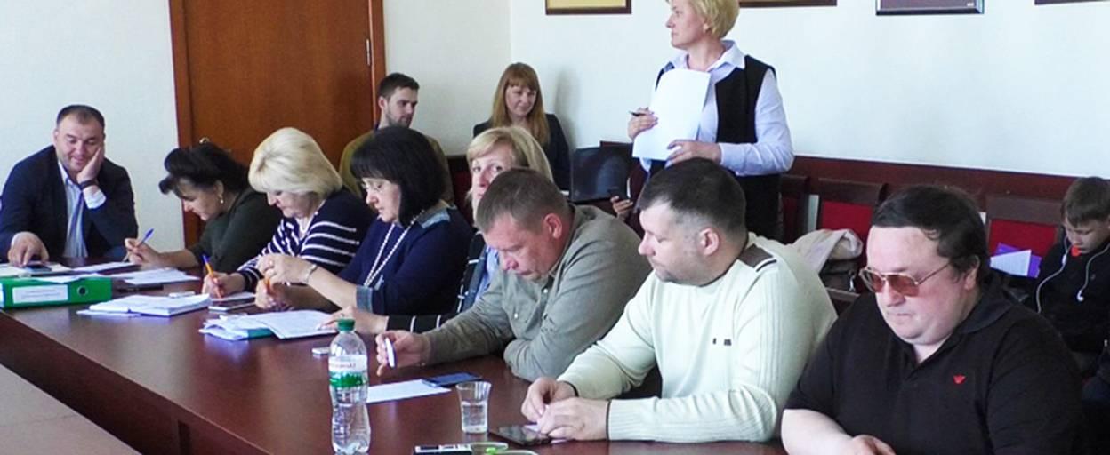 Вартість харчування дітей у дошкільних закладах Борисполя обговорили на засіданні виконкому