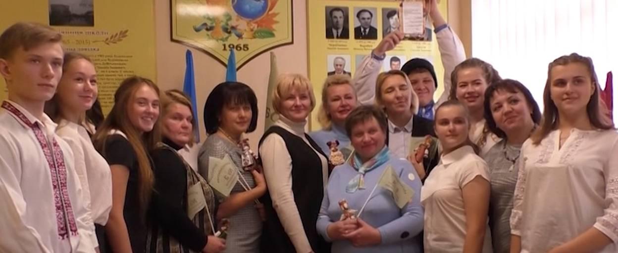Бориспільська школа №3 тепер має власний музей. Відео