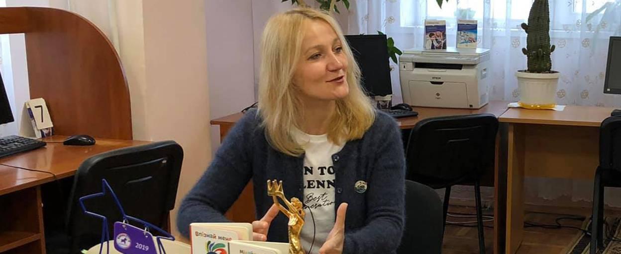 Лірична й багатогранна Світлана Дідух Романенко