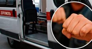 Затримали чоловіка, який наніс тілесні ушкодження лікарю швидкої допомоги у Борисполі