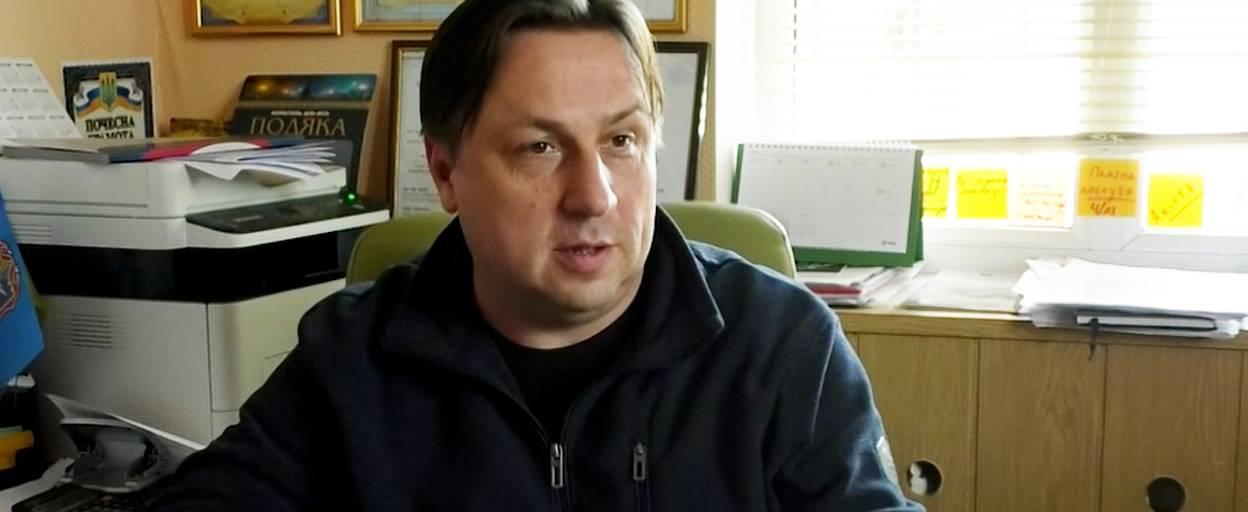 Директор Бориспільської первинки Євгеній Черенок роз'яснив, що робити, якщо запідозрили у себе коронавірус COVID-19