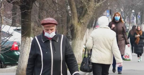 Як живе Бориспіль в умовах карантину. Відео