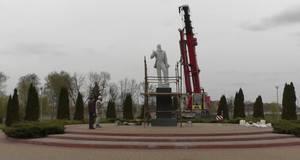 Перший в Україні пам'ятник Чубинському в повний зріст встановлюють у Борисполі