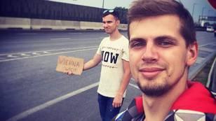 Як подорожувати автостопом по Європі