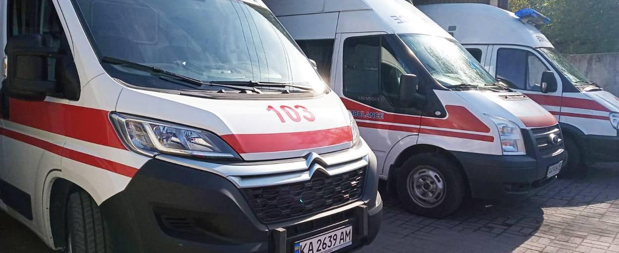 Бориспільська екстрена отримала новий оснащений  автомобіль