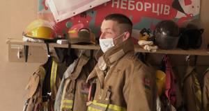 Кількість загорянь у Борисполі та районі цьогоріч менше