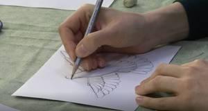 Майстер-клас зі стилізацією голуба до Дня Перемоги від художниці Яни Власко
