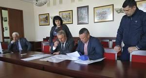 Начальник управління фізичної культури та спорту КОДА відвідав Бориспіль