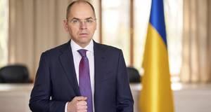 Результати брифінгу Міністра охорони здоров'я Максима Степанов за 17 травня