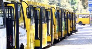 У Борисполі відновлюється рух громадського транспорту по місту