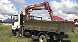 Бориспільські патрульні за викид сміття покарали водія IVECO протоколом