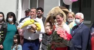 Поповнення в родині Шуткевичів
