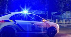 У Борисполі затримали нетверезого водія ВАЗ 21104, який керував авто без посвідчення