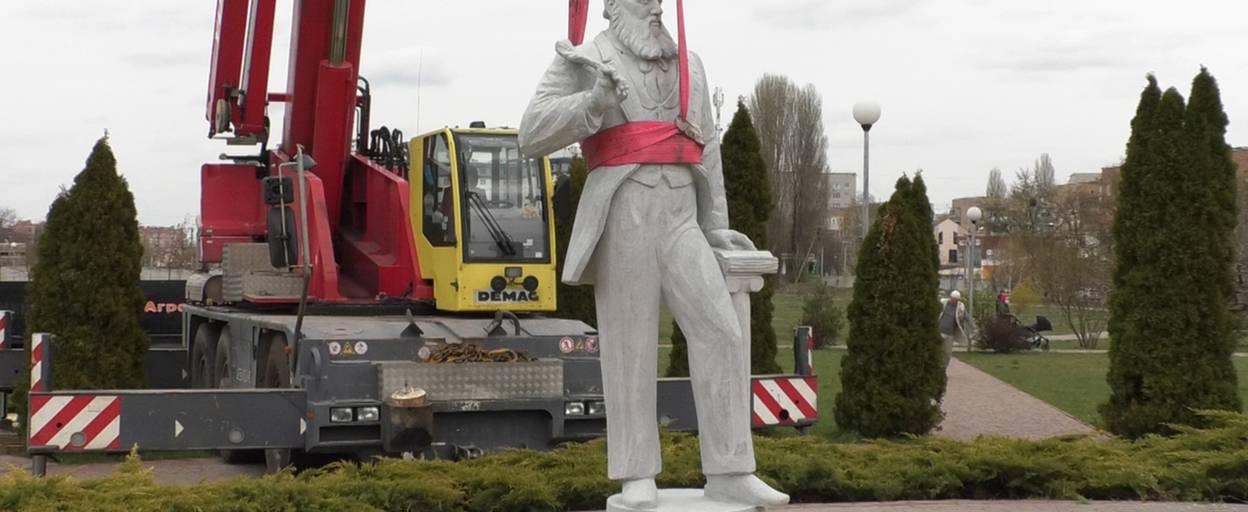 Ющенко має приїхати до Борисполя на відкриття пам'ятника Чубинському