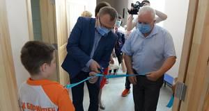 В найстарішій школі Борисполя відремонтували спортзал