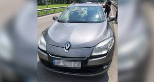 Два пакети, ймовірно з наркотичною речовиною, виявили у водія в аеропорту Бориспіль