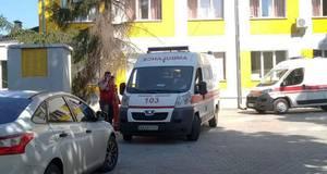 Одна пацієнтка померла і ще троє з підозрою на COVID-19: новий антирекорд у Борисполі