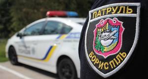 За керування з ознаками сп'яніння у Борисполі протягом червня виявлено 83 водія