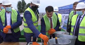 На Бориспільщині розпочато будівництво заводу автозапчастин на 900 робочих місць