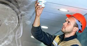 У закладах освіти Борисполя проводять ремонтні роботи та монтаж системи пожежної сигналізації