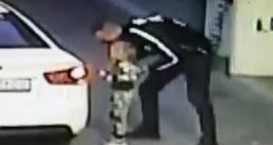 Поліція Київщини оперативно розшукала та затримала викрадача 4-річної дівчинки