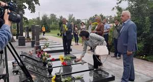 У Борисполі відзначили День пам'яті захисників України