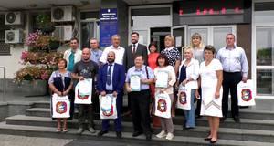 В Борисполі відзначили День підприємця