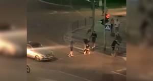 У Борисполі авто на пішохідному переході наїхало на дитину