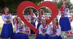 """Онлайн концерт до 1005 Дня народження міста """"Талантами славний Бориспіль"""""""