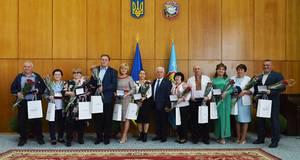 Найкращих жителів Борисполя відзначили на урочистому прийомі міського голови