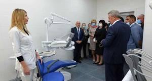 У Борисполі відкрили комунальний стоматологічний центр