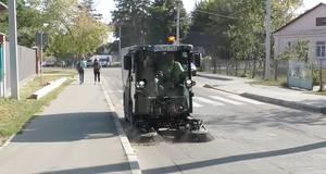 Бориспіль зацікавлений в купівлі сміттєприбиральної машини з Німеччини