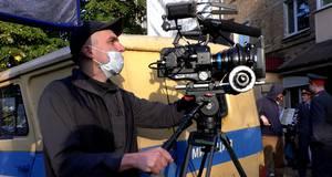 В Борисполі стартували зйомки кіно для СТБ