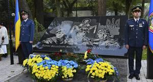 У Борисполі відзначили День захисника України