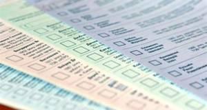 В Борисполі бюлетені довелося передруковувати через помилки в прізвищах трьох кандидатів