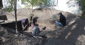 У Борисполі проводять розкопки: вперше в Україні знайшли косторізну майстерню