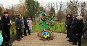 У Борисполі вшанували пам'ять жертв голодоморів