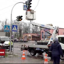 Довгоочікуваний світлофор та перша жінка-кандидат на посаду мера. Новини Борисполя 14.12.2020