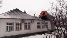 У центрі Борисполя горіла одна з найстаріших будівель міста. Фото